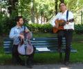 LAMAZI serieuze lichte Griekse muziek