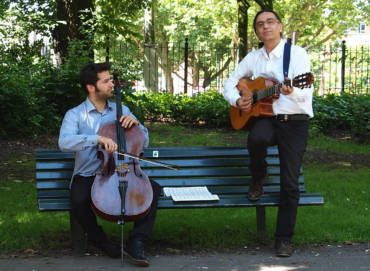 LAMAZI serieuze Griekse lichte muziek