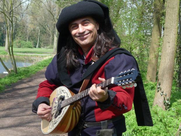 Middeleeuwse muziek met 'Slag ende Stoot'
