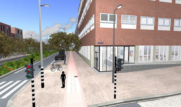 Een stukje Amsterdam op Second Life