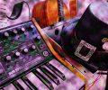 DUCAs electro medieval lounge muziek